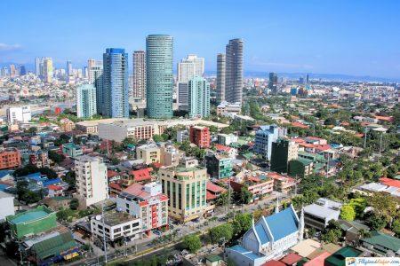 ciudad de manila en filipinas