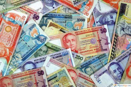 pesos filipinos